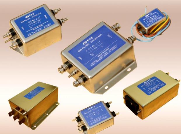 解析EMI电源滤波器的安装和性能测试