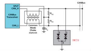 EMC常用保护方案集之汽车电子