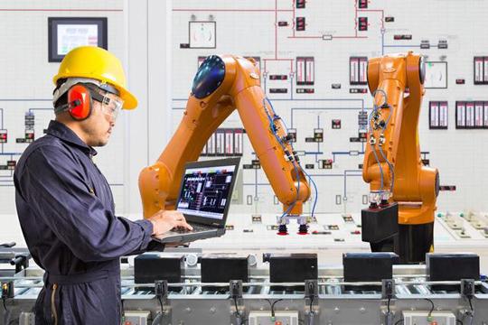 解析工业机器人常用的传感器