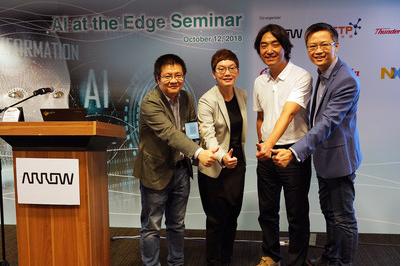 艾睿电子与中科创达协助工程师及开发者设计开发AI终端