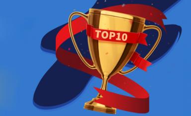 Vishay的DCRF系列直接水冷绕线电阻荣获《今日电子》杂志2018年度Top-10电源产品奖