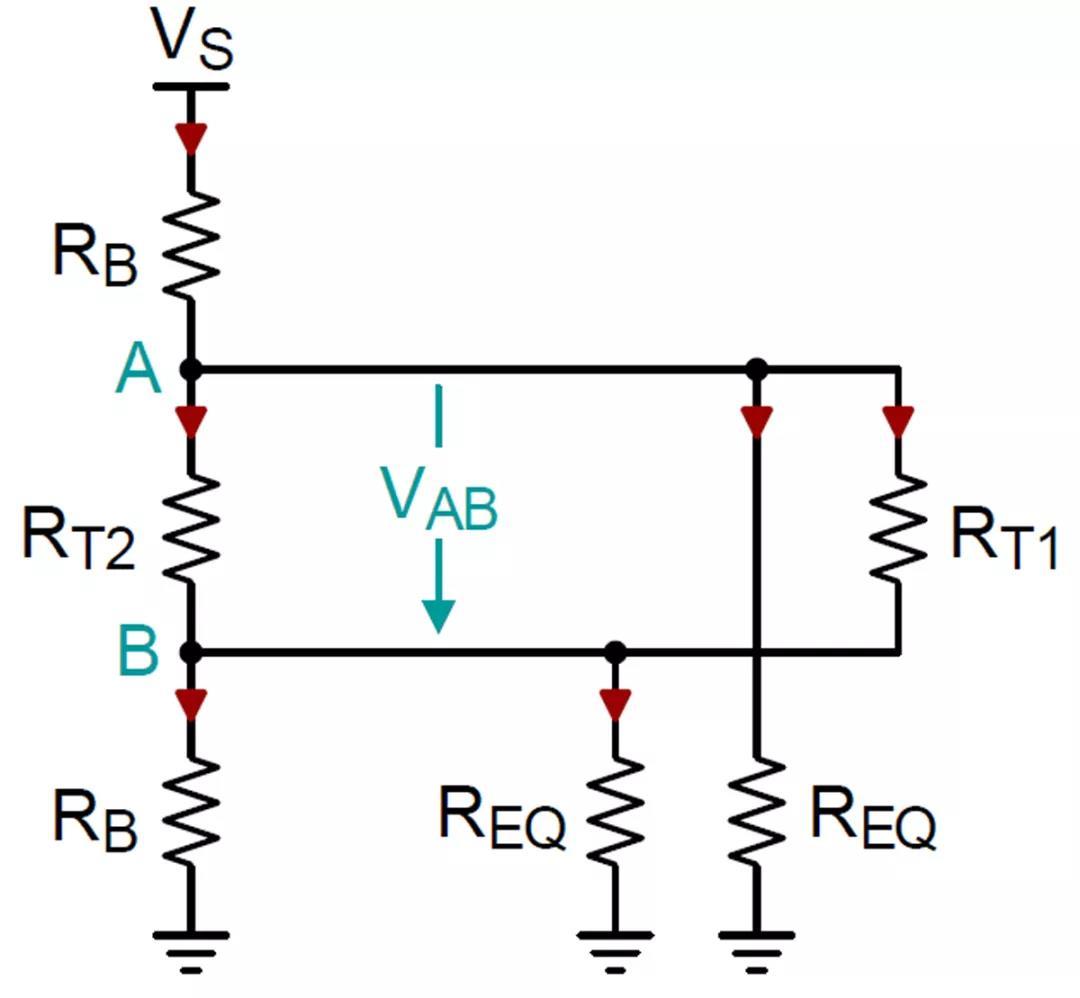 RS-485接口器件通讯无故障偏置电路的原理和设计