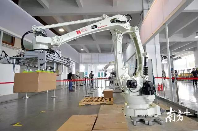 白电机器人龙头企业玩跨界,牵手丰田雷诺