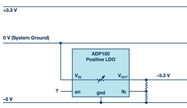 解析负电压线性稳压器
