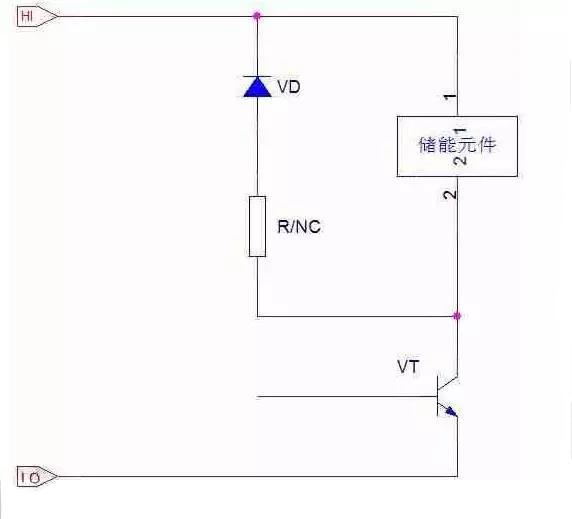 续流二极管作用及原理