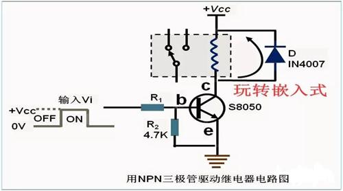 如何对继电器合理的选型?