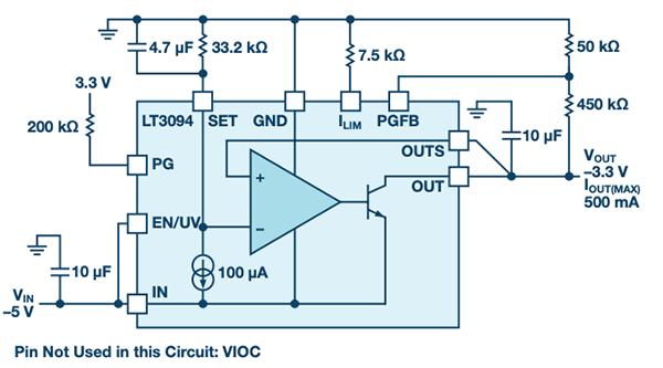 使用超低噪声LDO对电源的影响