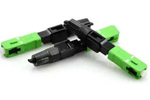 光纤快速连接器/冷接子的工作原理,特点和应用