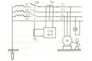 继电器在电路中的漏电保护作用