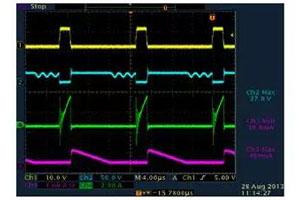 反激开关电源波形详细分析