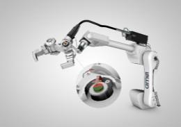 新型传感器技术应用于现代机器人