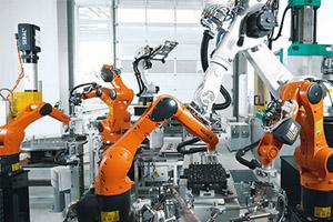 工业机器人的基本原理、结构系统、零件设计、轴承设计