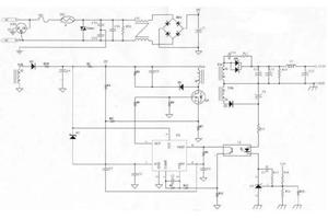 高手分享电源原理图及每个元件的功能详解