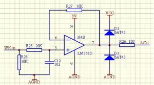 电压跟随器工作原理与电路分析