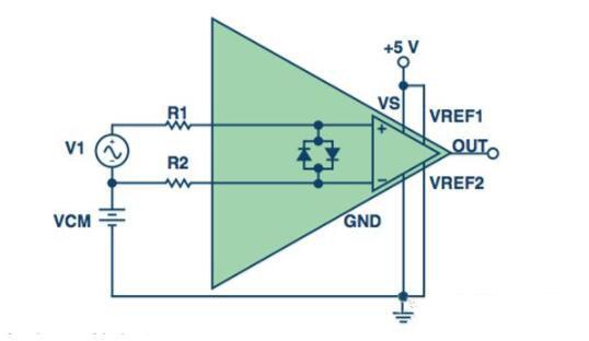 常见保护电路如何影响电流检测放大器的精度