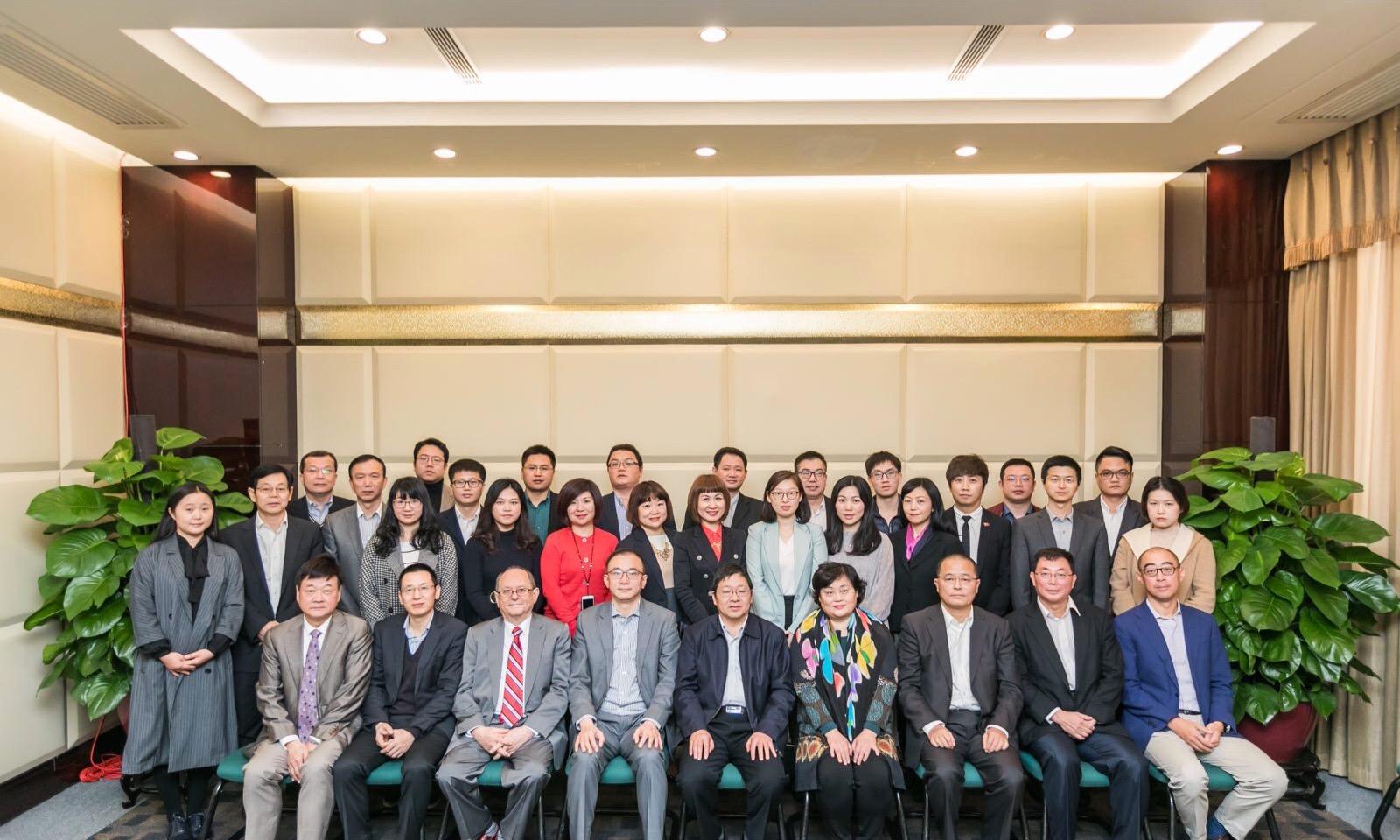 祝贺国家高新技术企业我爱方案网董事长刘杰博士当选为CEDA副理事长