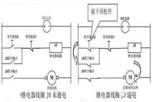 继电器控制电路与PLC梯形图转换详解