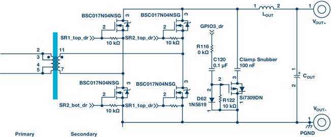 解析有源钳位吸收器电路及其数字实现方式