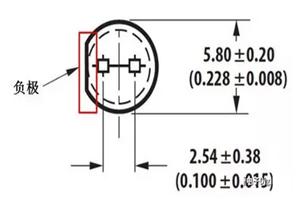简单、快速辨别LED极性的方法