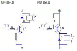 继电器驱动电路的工作原理及测试方法