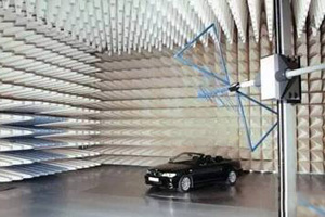 汽车零部件的EMI抗扰性测试方法