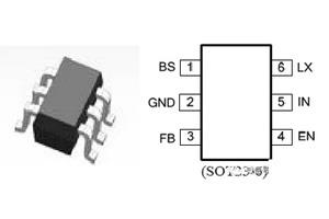 DC-DC电源降压电路设计及其功率电感的选型介绍
