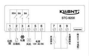 温度控制器接线与参数、温度传感器有多少型号?