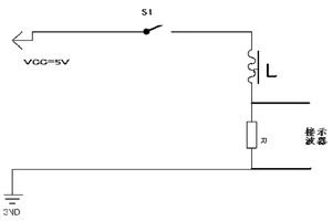 如何用示波器测量电感及饱和电流?