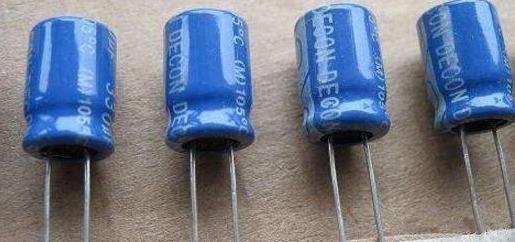 分析电解电容器的漏电阻测量方法