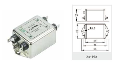 详解电源滤波器的选择以及注意事项