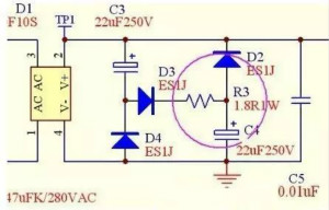 关于开关电源谐波失真的经验分享
