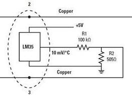 四种温度传感器类型的优点与缺点