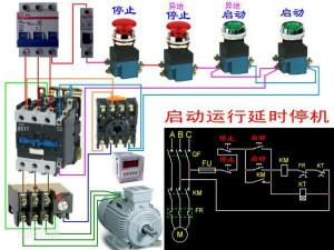 电动机保护元件:热继电器的三种过载保护形式