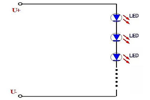 LED驱动连接的四�种方式