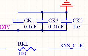 信号反射的几个重要体现及电路设计