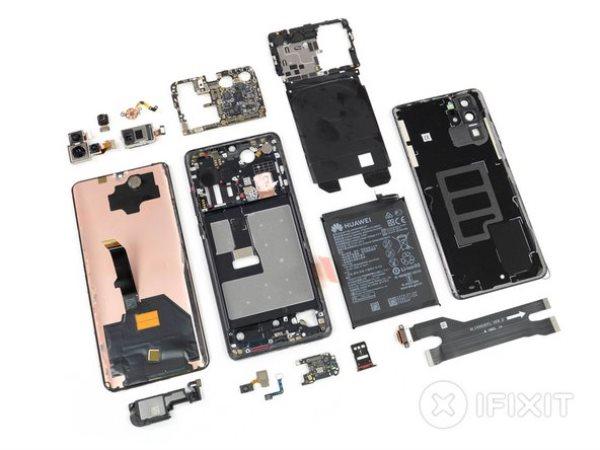 深度拆解能拍清月亮的手机—P30