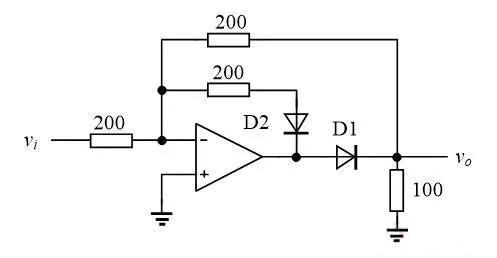 精密整流电路实验,你看懂了吗?