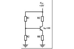 如何选取共射极放大电路三极管各参数?