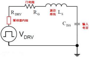 MOS管寄生参数的影响和其驱动电路要点