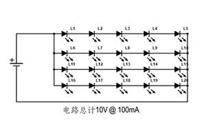 串聯、并聯、還是串并聯……應該用哪種LED連接和驅動方式?