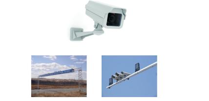 如何在车流涌动的道路上运用监控系统?