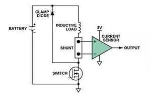 減少汽車控制系統中EMI直流偏差方法