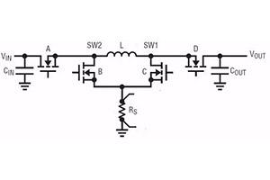 四管同步升降压变换器工作原理及设计相关问题