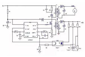 變頻器開關電源模塊的常見故障和檢測方法
