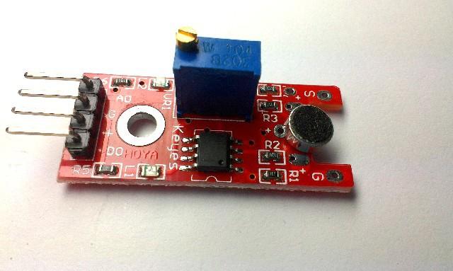 聲音傳感器的原理與應用