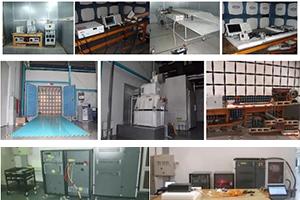 中國汽車技術研究中心EMC實驗室