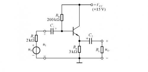 模擬放大電路的原理分析