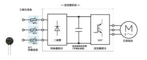 如何使用浪涌電流限制器NTC(二)