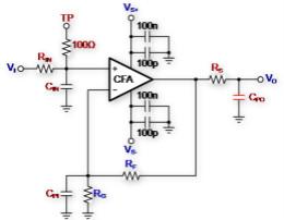 如何�_保�流反�放大器的�定性①?
