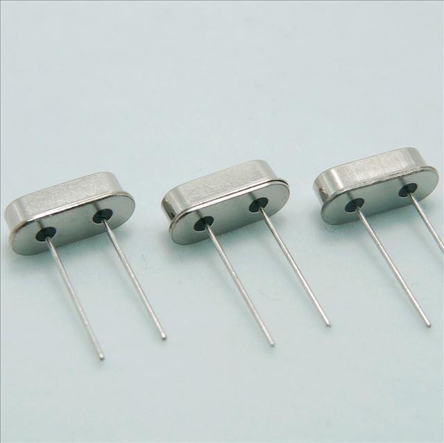 【技术解析】晶振旁边接的两∩个电容是起什么作用?